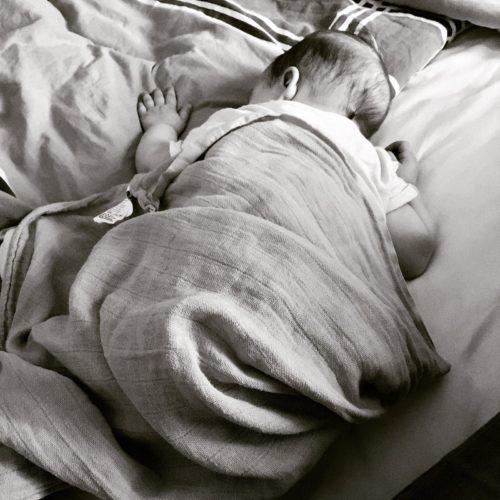 Geborgen einschlafen – Unsere Abendroutine mit Baby