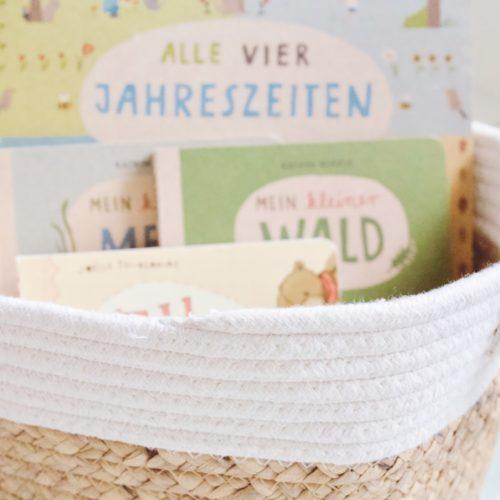 Unsere Lieblingsbücher aus unserem Bücher Korb // Kinderbücher ab 1 Jahr