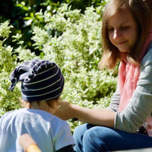 Mama Style // Mein Lieblingsoutfit für den Frühling // Nachhaltig kleiden mit Maas Natur